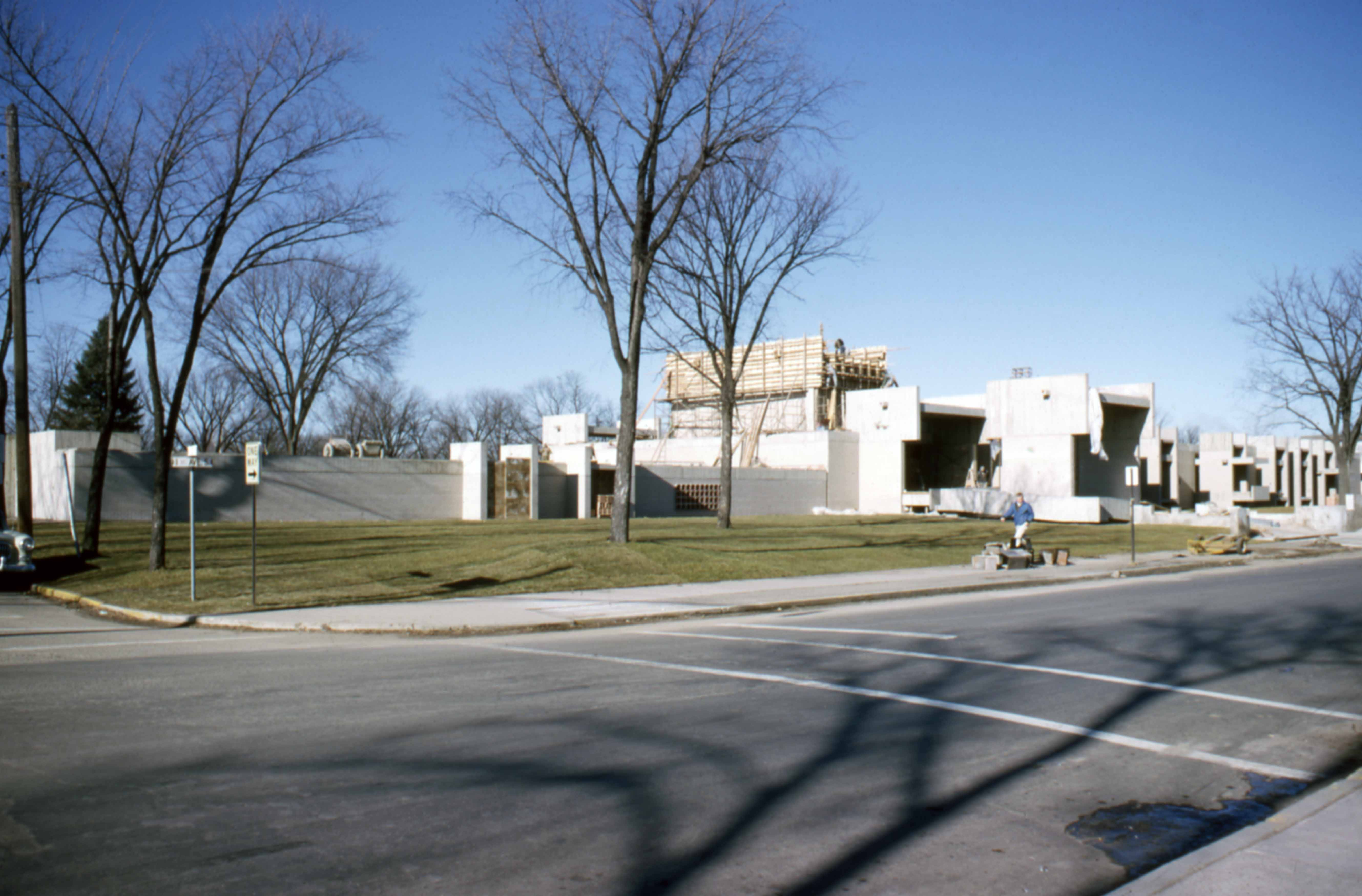 Atwood Memorial Center, November 1965