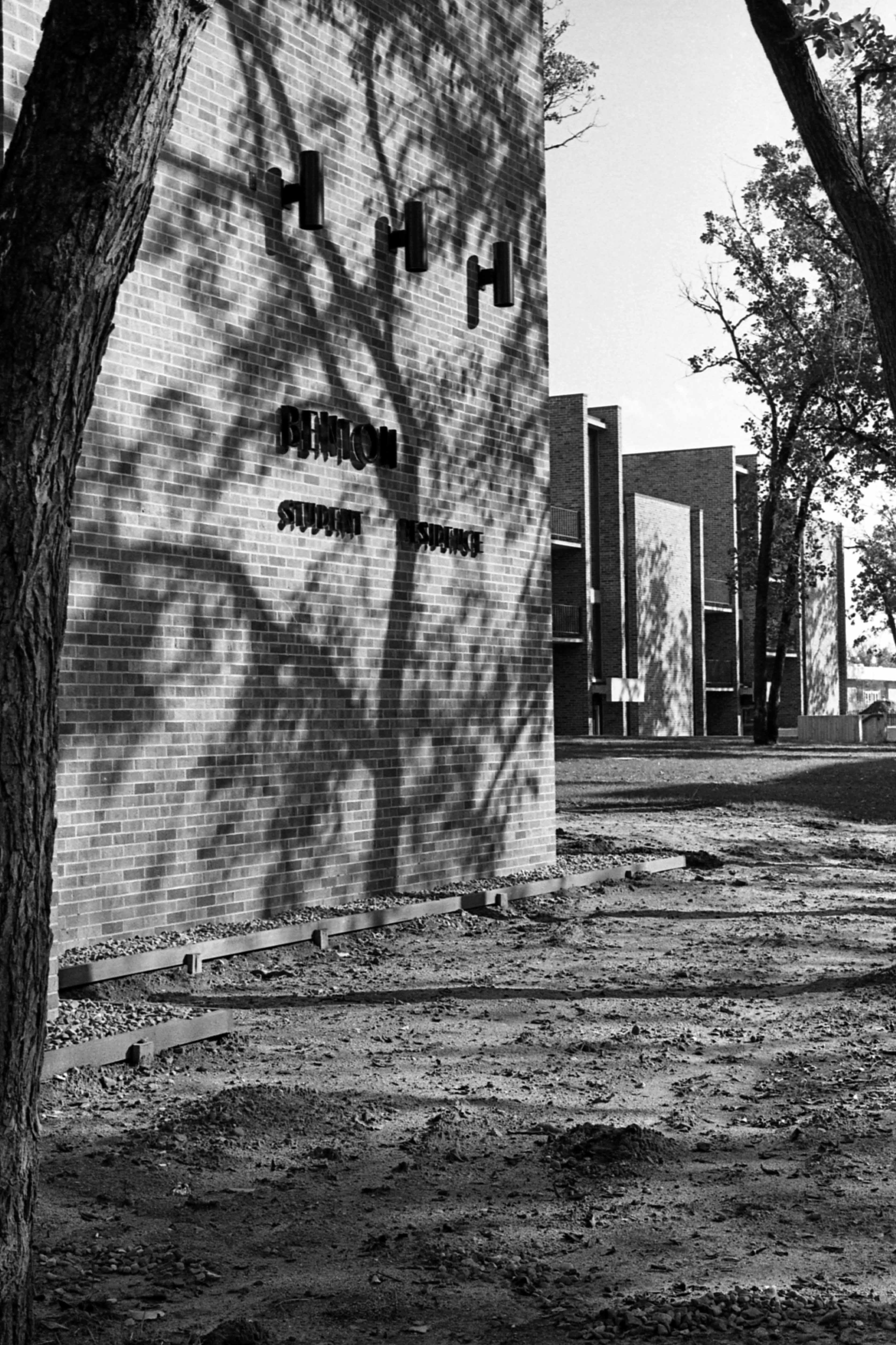 Benton Hall, 1968