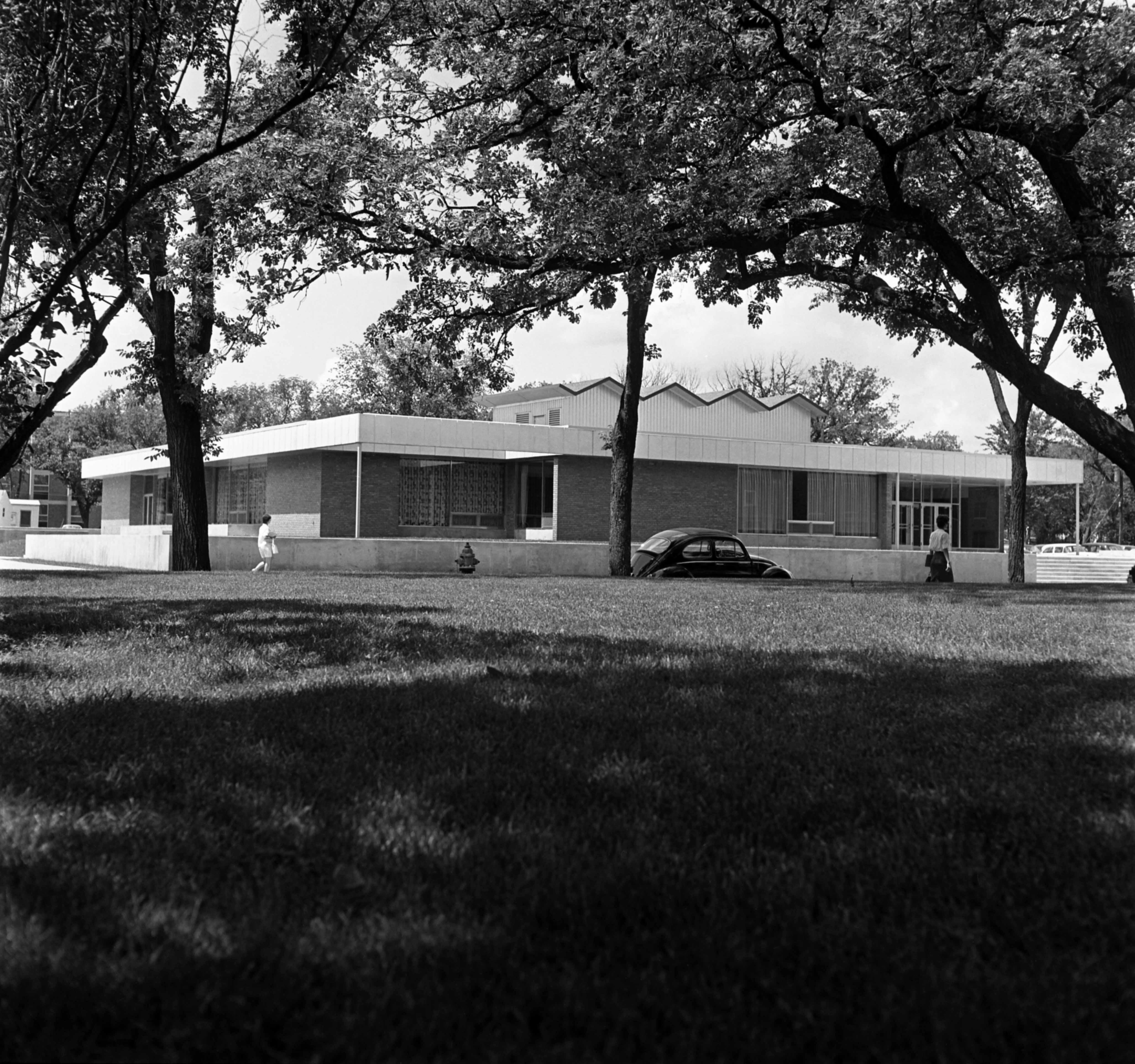 Garvey Commons (1963)