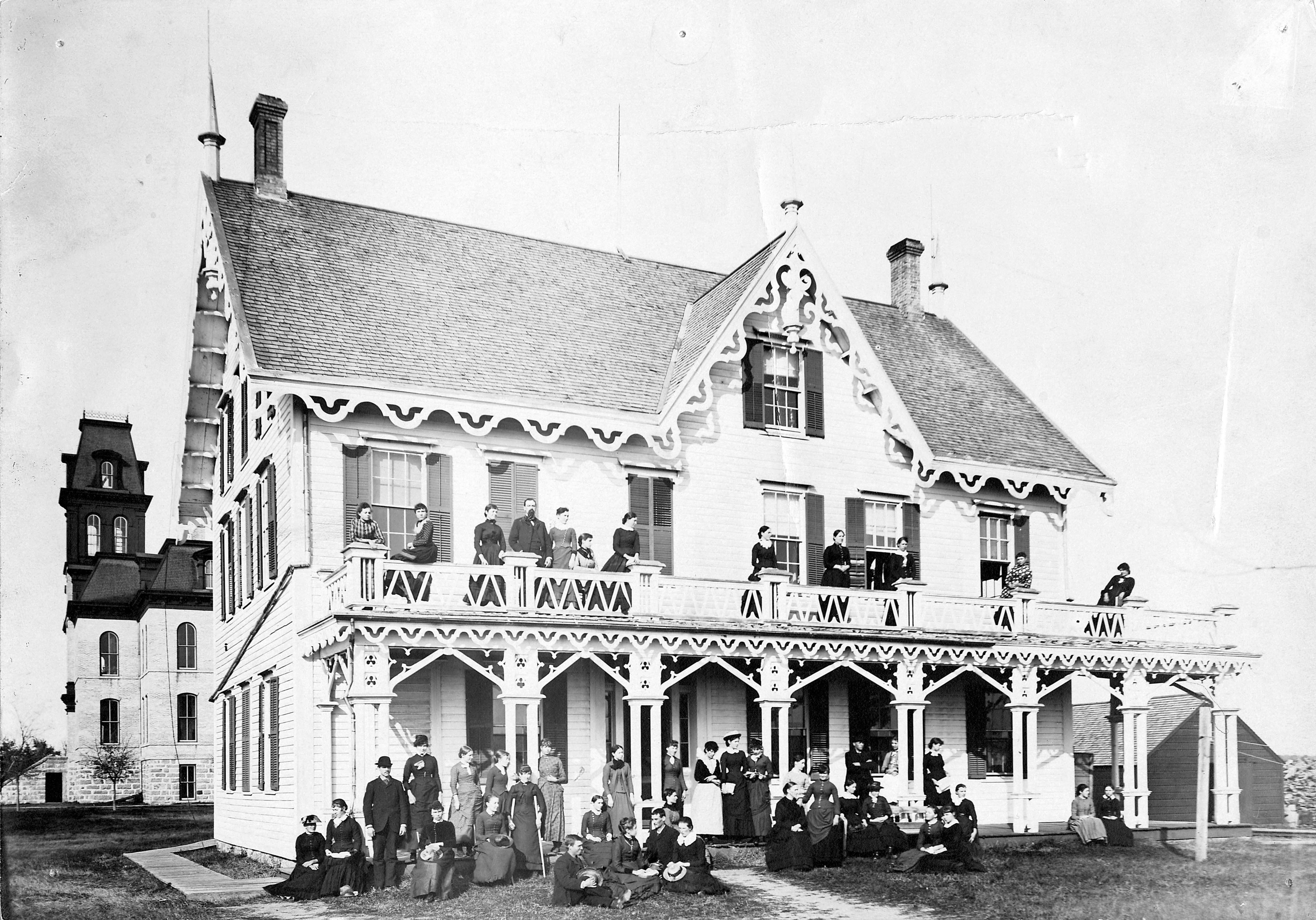 Stearns House, 1874?-1884?