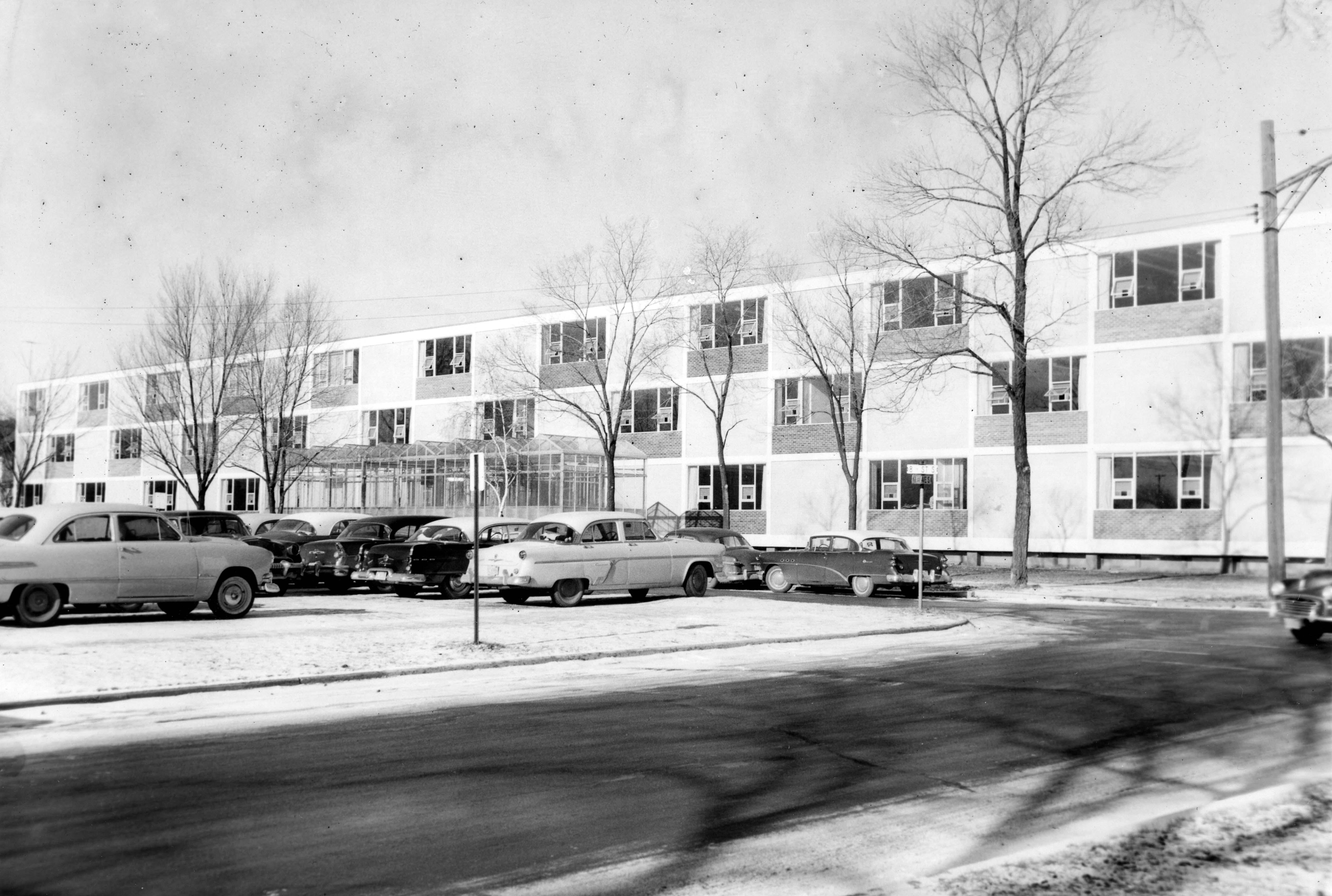 Brown Hall (1960)