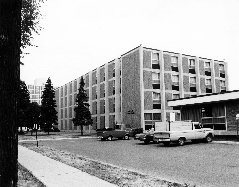 Case Hall (1960s)