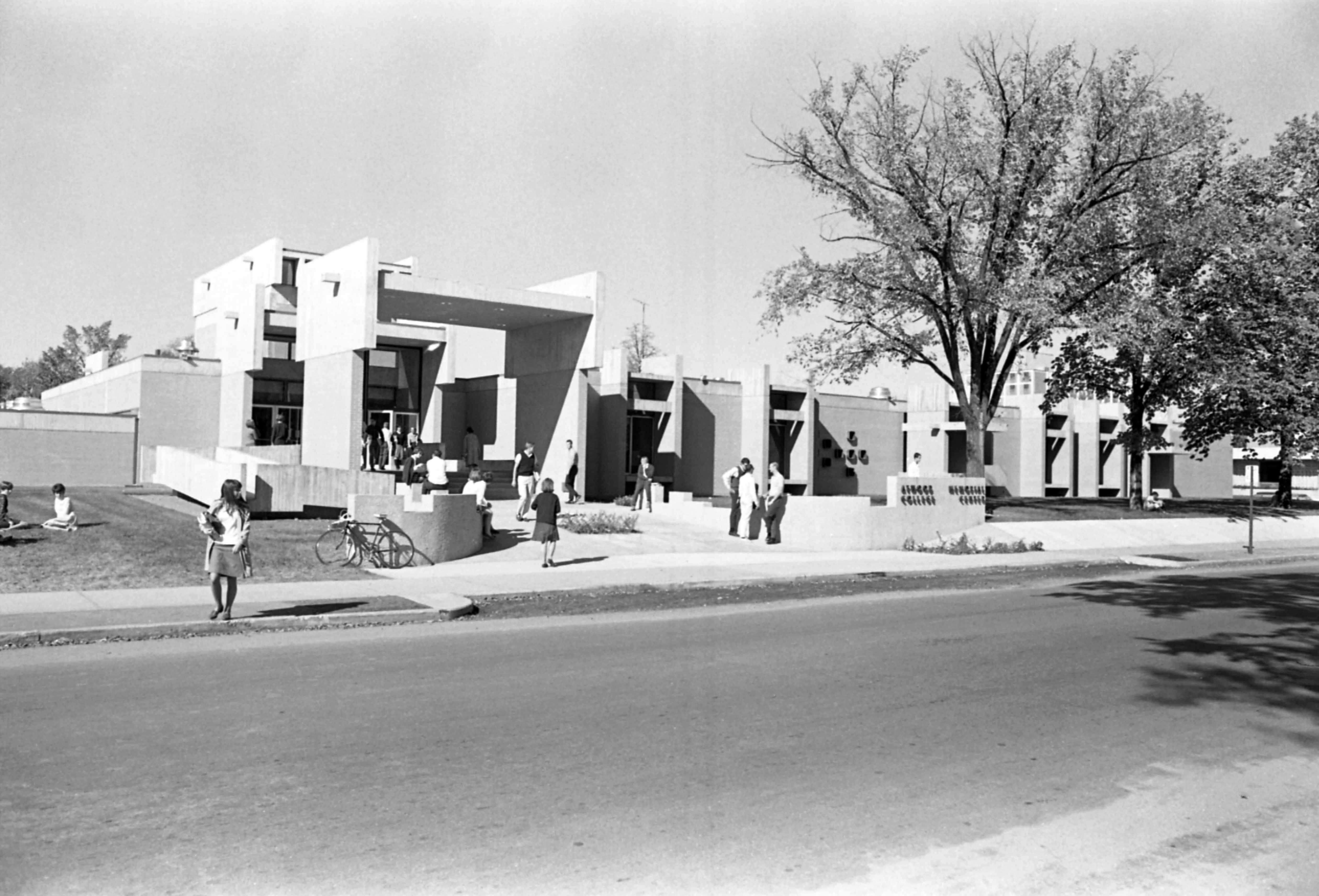 Atwood Memorial Center, 1966