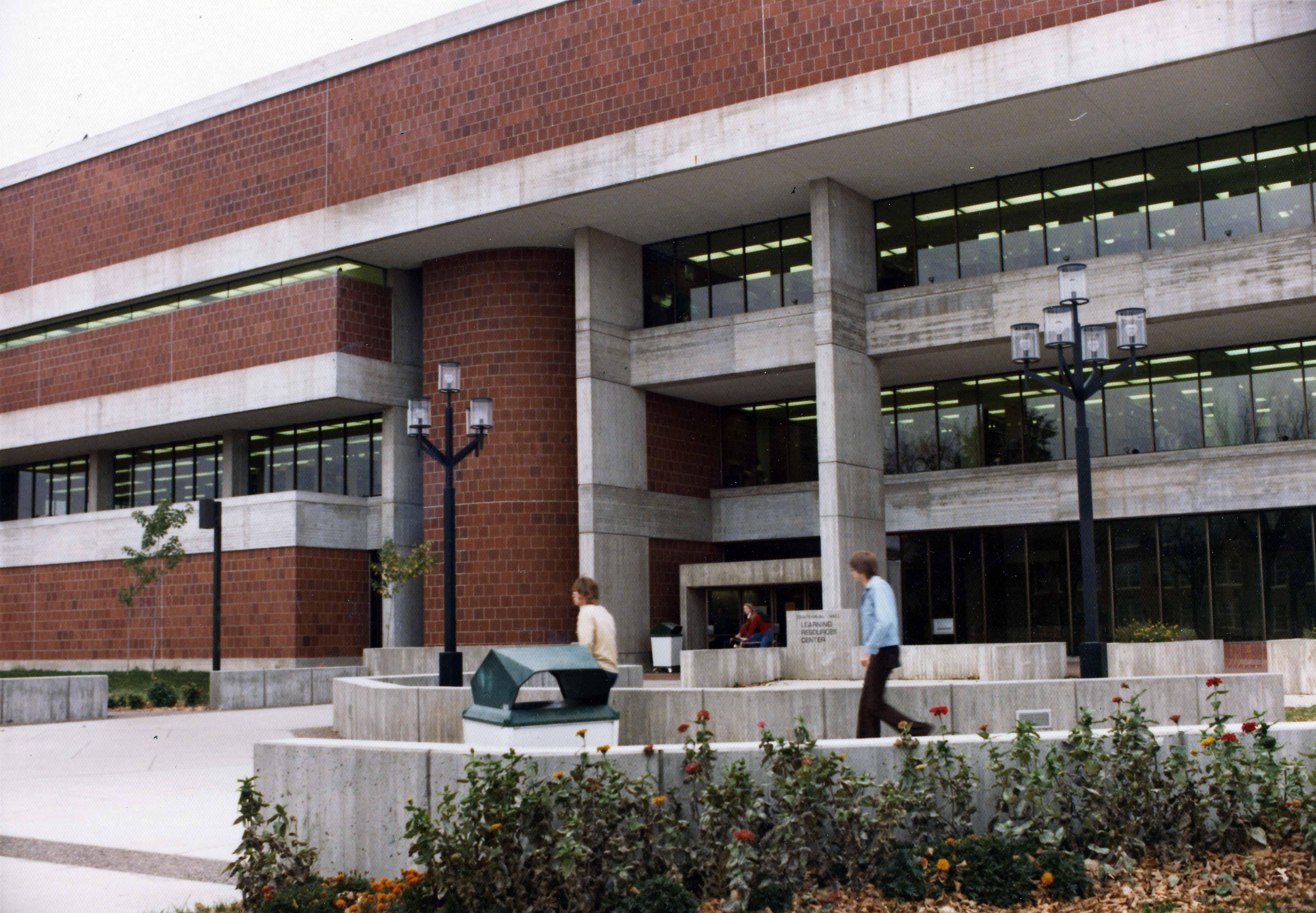 Centennial Hall, 1970s